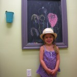 Chalkboard Gallery -July
