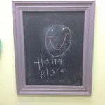 Chalkboard Gallery - July